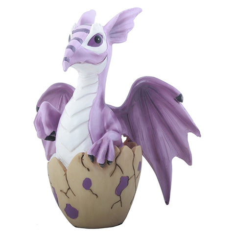 Purple Baby Dragon | Angel Clothing