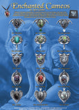 Anne Stokes Realm Of Enchantment Necklace | Angel Clothing