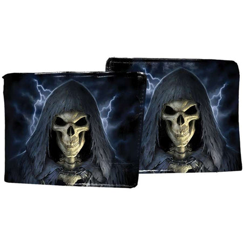 Reaper Wallet by James Ryman - Angel Clothing