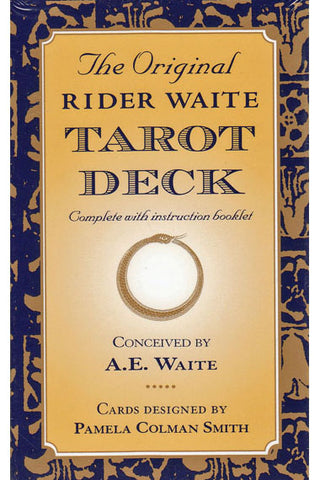Rider Waite Tarot Cards | Angel Clothing