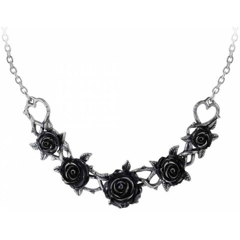 Alchemy Rose Briar Choker P864 | Angel Clothing