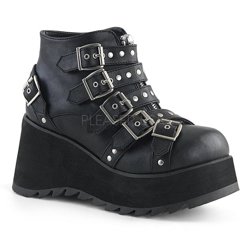 Demonia SCENE-30 Boots | Angel Clothing