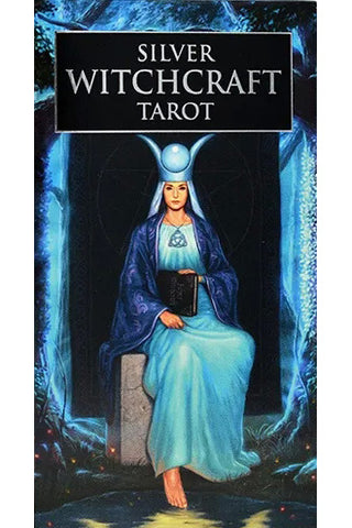 Silver Witchcraft Tarot Cards | Angel Clothing