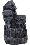 Skull Backflow Incense Tower | Angel Clothing