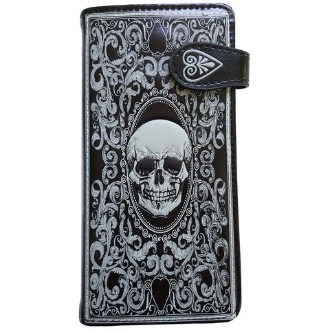 Skull Tarot Purse - Angel Clothing