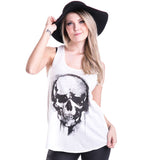 Innocent Skull Top | Angel Clothing