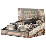 Skull and Roses Tic Tac Purse | Angel Clothing