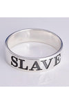 Sterling Silver Slave Ring | Angel Clothing