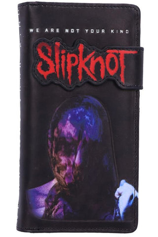Slipknot We Are Not Your Kind Embossed Purse | Angel Clothing