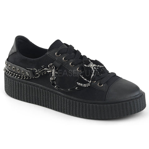 Demonia SNEEKER 112 Shoes | Angel Clothing
