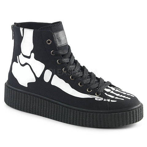 Demonia SNEEKER 252 Shoes | Angel Clothing