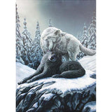 Lisa Parker Snow Kisses Picture | Angel Clothing