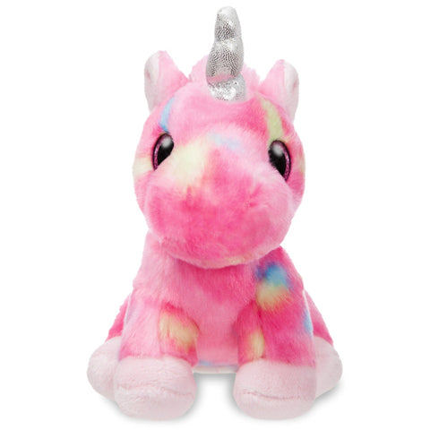 Sparkle Tales Rainbow Unicorn 7 inch Plush - Angel Clothing