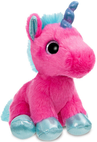 Sparkle Tales Starlight Unicorn 7 inch Plush - Angel Clothing