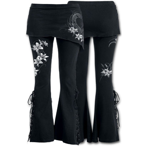 Spiral Pure of Heart Leggings | Angel Clothing