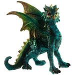 Spirit of the Elements, Green Enchanted Nightmare Dragon | Angel Clothing