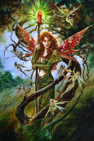 Spirit of the Tree Card by Briar | Angel Clothing