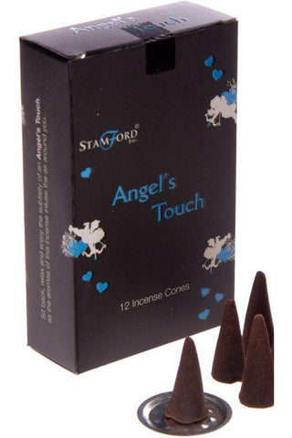 Stamford Angels Touch Incense Cones | Angel Clothing