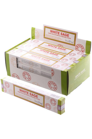 Stamford Masala Incense Sticks White Sage | Angel Clothing