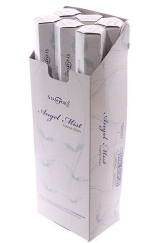 Stamford Mystical Hex Angel Mist Incense Sticks | Angel Clothing
