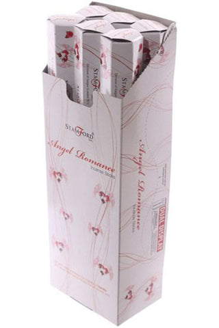Stamford Mystical Hex Angel Romance Incense Sticks | Angel Clothing