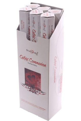 Stamford Mystical Hex Gothic Communion Incense Sticks | Angel Clothing