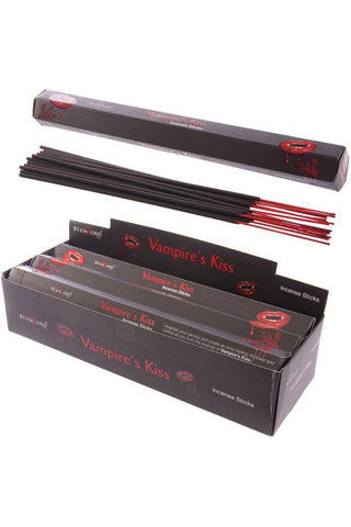 Stamford Vampires Kiss Black Incense Sticks | Angel Clothing