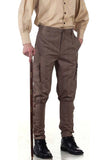 Steampunk Airship Pants Checkered | Angel Clothing