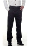 Steampunk Architect Pants Black | Angel Clothing