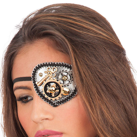 Steampunk Eye Patch | Angel Clothing