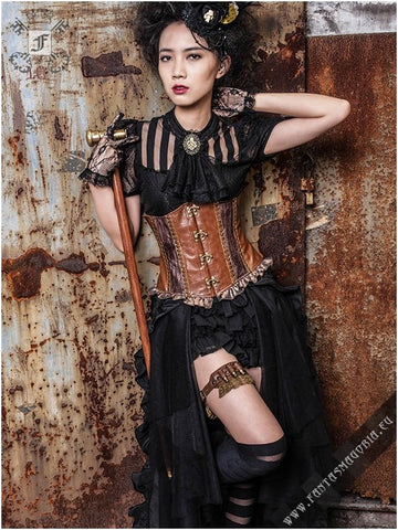 Steampunk Garter SP031 | Angel Clothing