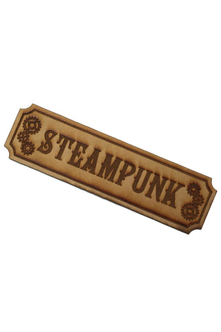 Steampunk Sign | Angel Clothing