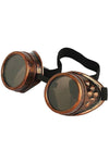 Steampunk Victorian Industrial Sci Fi Goggles Copper | Angel Clothing