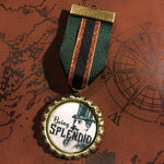 Being Splendid Steampunk Medal | Angel Clothing