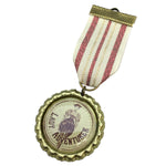 Lady Adventurer Steampunk Medal | Angel Clothing