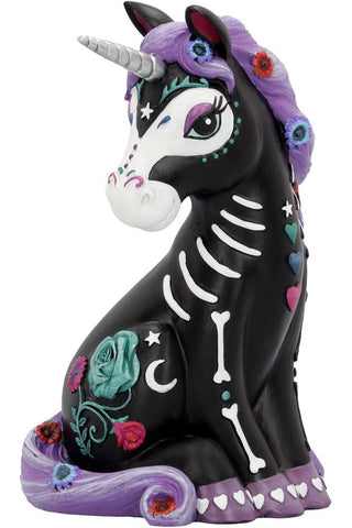 Sugarcorn Day of the Dead Unicorn | Angel Clothing