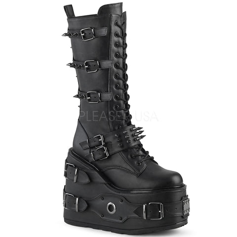 Demonia SWING-327 Boots | Angel Clothing