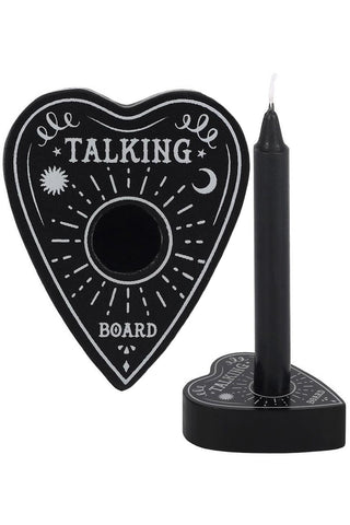 Talking Board Spell Candle Holder | Angel Clothing