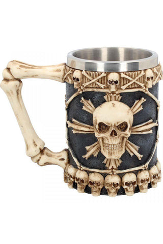 Tankard of Skulls | Angel Clothing