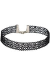 Tattoo Lace Gothic Choker | Angel Clothing