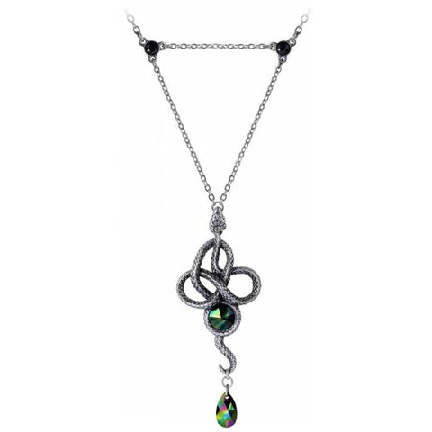 Alchemy Tercia Serpent Pendant P874 | Angel Clothing