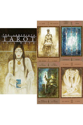 The Labyrinth Tarot Cards | Angel Clothing