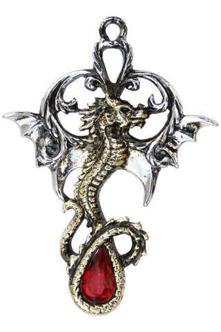 King Alfreds Dragon Necklace | Angel Clothing