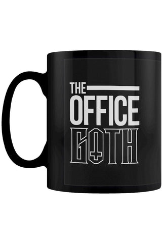 The Office Goth Mug | Angel Clothing