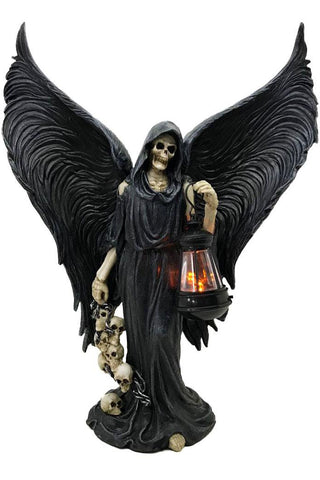 The Reapers Search Reaper Figurine with LED Lamp 34.5cm | Angel Clothing