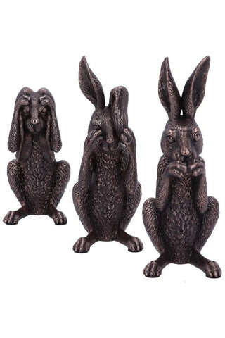 Three Wise Hares | Angel Clothing
