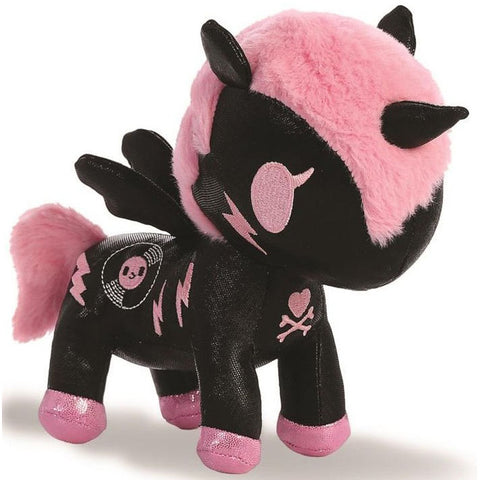 Tokidoki DJ Sparkle Unicorno 8 in Collectible Plush - Angel Clothing