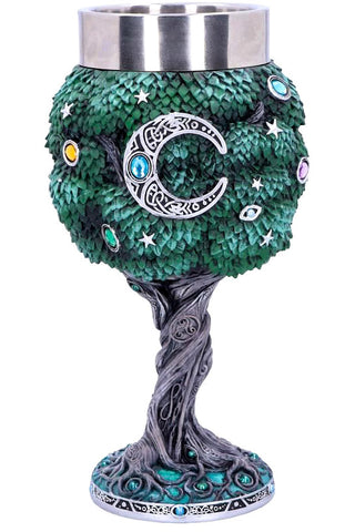 Tree of Life Goblet | Angel Clothing