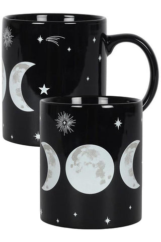 Triple Moon Mug | Angel Clothing