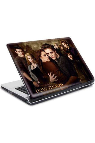 Twilight New Moon - 15.4 inch Laptop Skin - Group | Angel Clothing